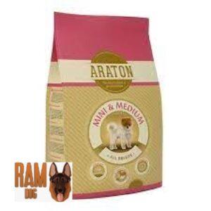 """אראטון כלב בוגר עוף 15 ק""""ג"""