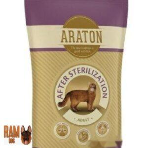 """אראטון חתול סטרלייז 15 ק""""ג (מעוקרים/מסורסים)"""