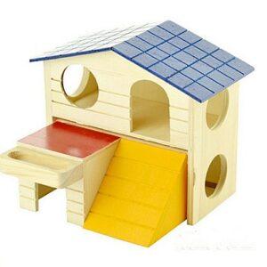 בית לאוגר מעץ