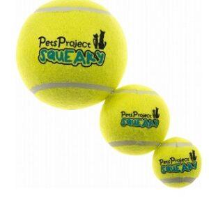 כדור טניס חורק