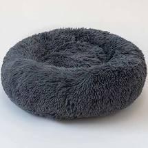 מיטה עגולה פרוותית גדולה