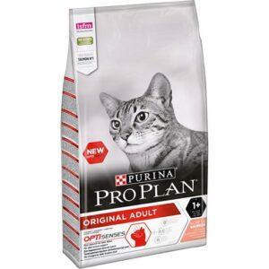 """פרו פלאן לחתול בטעם סלמון 3 ק""""ג"""