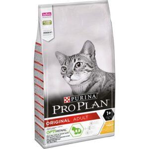 """פרו פלאן לחתול בטעם עוף 3 ק""""ג"""