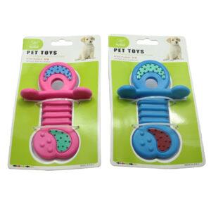 צעצוע נשכן מוצץ גומי