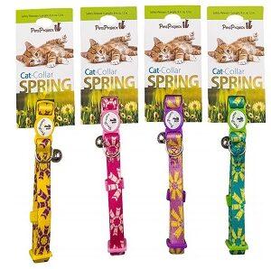 קולר לחתול בעיצוב אביב