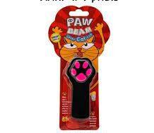 צעצוע לייזר לחתול paw pet