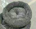 מיטה פרוותית עגולה S