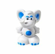 צעצוע פיל לבן מצפצף