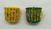 חוטי קינון בסלסלה