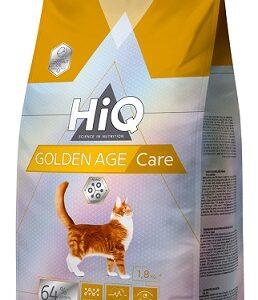 """HIQ מזון לחתולים מבוגרים סניור 1.8 ק""""ג"""