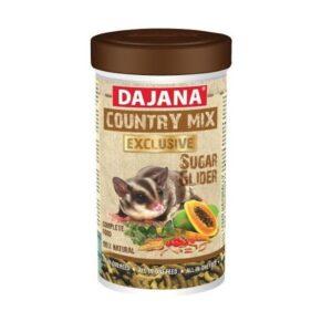 "DAJANA  מזון קאנטרי מיקס מזון שוגר 250 מ""ל"