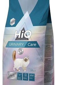 """HIQ מזון לחתולים בוגרים 1.8 ק""""ג יורינרי למניעת אבנים בכליות ובדרכי השתן"""