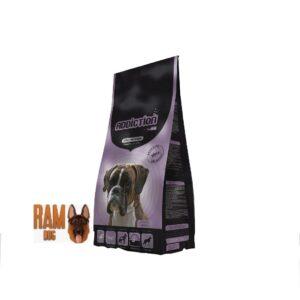 """אדיקשן – מזון לכלב עם רגישות – סלומון, 15 או 3 ק""""ג"""